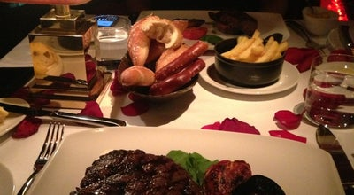 Photo of Steakhouse The Anvil Rooms at Tornado Tower, Qatar