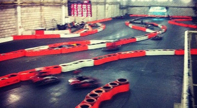 Photo of Tourist Attraction Le Mans Karting Club at Ул. Молодогвардейская, 54 Стр. 5, Moscow 121351, Russia