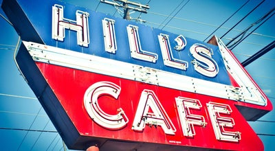 Photo of American Restaurant Hill's Cafe at 4700 S Congress Ave, Austin, TX 78745, United States