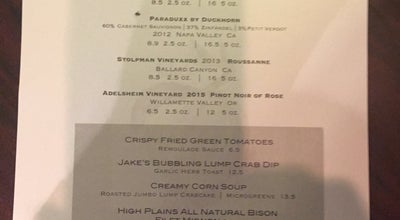 Photo of American Restaurant Jake's Restaurant at 21445 W Gumina Rd, Pewaukee, WI 53072, United States