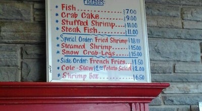 Photo of Seafood Restaurant Marvin's Crab House at 5274 Park Heights Ave, Baltimore, MD 21215, United States