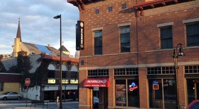 Photo of American Restaurant AJ Bombers at 201 West Gorham Street, Madison, WI 53703, United States