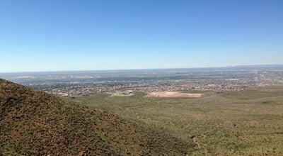 Photo of Mountain Transmountain Road - NE side at El Paso, TX 79924, United States