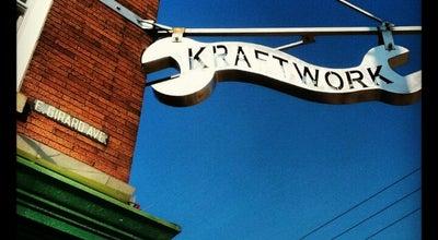 Photo of American Restaurant Kraftwork at 541 E Girard Ave, Philadelphia, PA 19125, United States
