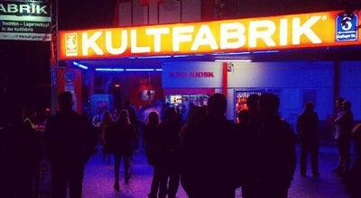 Photo of Nightclub Kultfabrik at Grafingerstrasse 6, Munich 81671, Germany