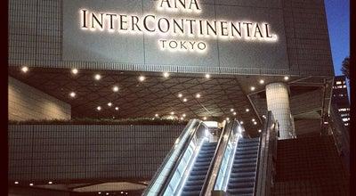 Photo of Hotel ANAインターコンチネンタルホテル東京 (ANA InterContinental Tokyo) at 赤坂1-12-33, Minato 107 0052, Japan