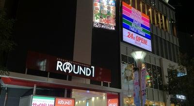 Photo of Bowling Alley ラウンドワン 池袋店 at 東池袋1-14-1, 豊島区 170-0013, Japan
