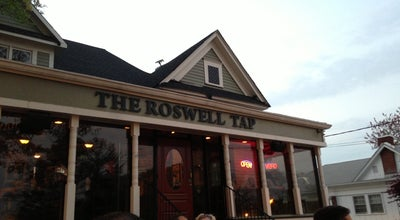 Photo of American Restaurant Roswell Tap at 1090 Alpharetta St, Roswell, GA 30075, United States
