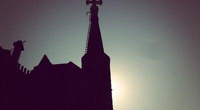Photo of Monument / Landmark Torre Bellesguard at Bellesguard 16-20, Barcelona 08022, Spain