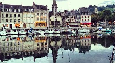 Photo of Harbor / Marina Port d'Honfleur at Quai Saint-étienne, Honfleur 14600, France
