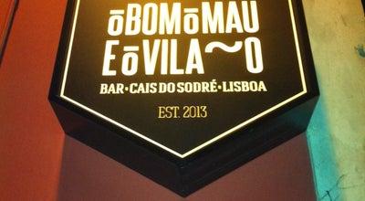 Photo of Nightclub O Bom O Mau e O Vilão at Rua Do Alecrim, 21, Lisbon 1200-014, Portugal