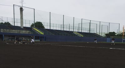 Photo of Baseball Stadium 八部公園野球場 at 鵠沼海岸6-12-1, 藤沢市 251-0037, Japan