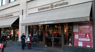 Photo of Other Venue Lululemon Athletica at 1928 Broadway, New York, NY 10023