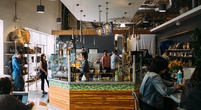 Photo of Cafe Portola Coffee Roasters at 3313 Hyland Ave, Costa Mesa, CA 92626, United States