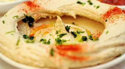 Photo of Falafel Restaurant Olympic Pita - Manhattan at 58 W 38th St, New York, NY 10018, United States