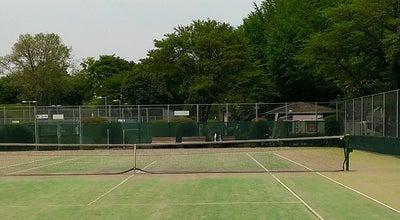 Photo of Tennis Court 所沢航空記念公園テニスコート at 並木1-13, 所沢市 359-0042, Japan