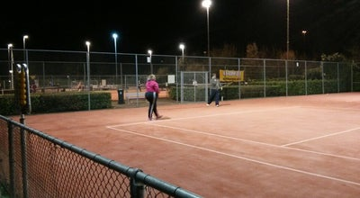 Photo of Tennis Court T.V. Strijdo at Vincent Van Goghlaan 59, Oosterhout 4907 PH, Netherlands
