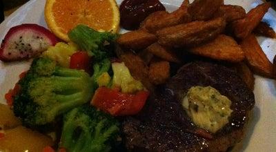 Photo of Seafood Restaurant Kon Tiki at Untere Woerthstr. 10-14, Nuremberg 90403, Germany