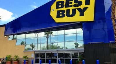 Photo of Electronics Store Best Buy at 3820 S Maryland Pkwy, Las Vegas, NV 89119