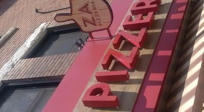 Photo of Italian Restaurant Za Pizzeria at 402 Bloor St W, Toronto, ON M5S 1X5, Canada