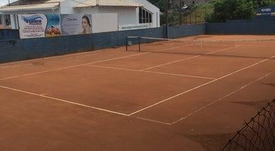 Photo of Tennis Court Academia Tênis Center at Chapecó, Brazil
