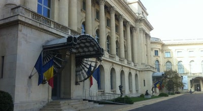 Photo of Monument / Landmark Palatul Regal/Royal Palace at Calea Victoriei 49-53, Bucharest, Romania
