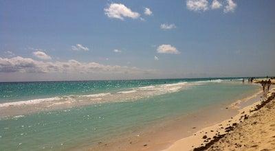 Photo of Beach Playa Xaman-Ha at Bahia Del Espiritu Santo, Playa del Carmen 77710, Mexico