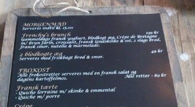 Photo of French Restaurant Frenchy at Hyskenstraede 16, Copenhagen 1207, Denmark