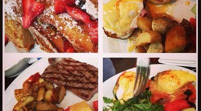 Photo of Italian Restaurant Capocaccia Cafe at 1366 Yonge St, Toronto M4T 3A7, Canada