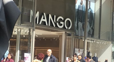 Photo of Clothing Store Mango at Zeil 72, Frankfurt 60313, Germany