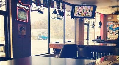 Photo of Burger Joint West Coast Saloon at 2222 Iowa St, Lawrence, KS 66046, United States