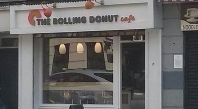 Photo of Donut Shop The Rolling Donut at Aungier Street, Dublin, Ireland