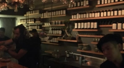 Photo of Bar Operation Dagger at 7 Ann Siang Road, Singapore 069689, Singapore