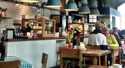 Photo of German Restaurant Bullerei at Lagerstrasse 34, Hamburg 20357, Germany