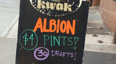 Photo of Bar Albion at 575 2nd Ave, New York, NY 10016, United States