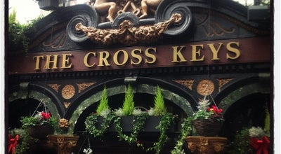 Photo of Bar The Cross Keys at 31 Endell Street, London WC2H 9EB, United Kingdom