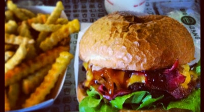 Photo of Burger Joint Big Bang Burger at İstanbul Yolu Çiftlik Kavşağı, Ankara, Turkey