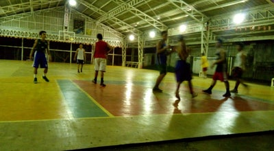 Photo of Basketball Court Montevista Heights Covered Court at Brgy.dolores, Philippines