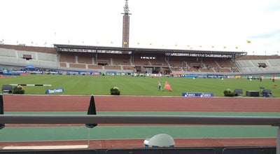 Photo of Stadium Olympisch Stadion at Olympisch Stadion 21, Amsterdam 1076 DE, Netherlands