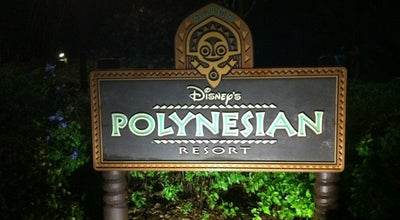 Photo of Hotel Disney's Polynesian Village Resort at 1600 Seven Seas Dr, Lake Buena Vista, FL 32830, United States