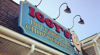 Photo of American Restaurant Iggy's Doughboys at 889 Oakland Beach Ave, Warwick, RI 02889, United States