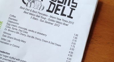 Photo of Deli / Bodega Josh's Delicatessen & Appetizing at 9517 Harding Ave, Surfside, FL 33154, United States