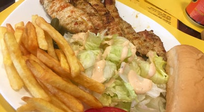 Photo of Burger Joint Friend Burger Joint   برگر فرند at Adalat Avenue, Urmia, Iran