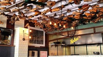 Photo of Mexican Restaurant La Otra Escuela Taquería at 7615 Beverly Blvd, Los Angeles, CA 90036, United States