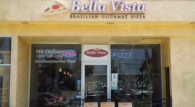 Photo of Pizza Place Bella Vista Pizza Corp at 10826 Venice Blvd, Culver City, CA 90232, United States