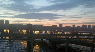 Photo of Park West Harlem Piers Park at Henry Hudson Pkwy, Manhattan, NY 10027, United States