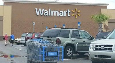 Photo of Big Box Store Walmart Supercenter at 6767 103rd St, Jacksonville, FL 32210, United States