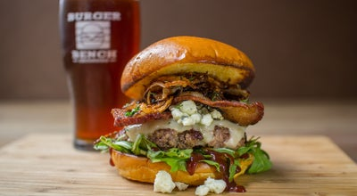 Photo of American Restaurant Burger Bench at 237 E Grand Ave, Escondido, CA 92025, United States