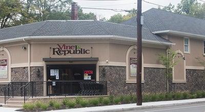 Photo of Liquor Store Vine Republic at 1267 Us Highway 22, Mountainside, NJ 07092, United States