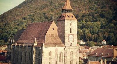Photo of Church Biserica Neagră at Curtea Johannes Honterus Nr. 2, Brașov 500025, Romania